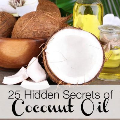 25 Hidden Secrets Uses and Benefits of Coconut Oil