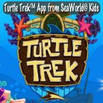 Turtle Trek™ App from SeaWorld® Kids