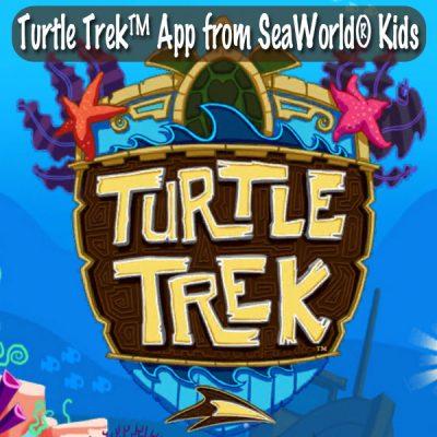 Turtle Trek™ App from SeaWorld® Kids