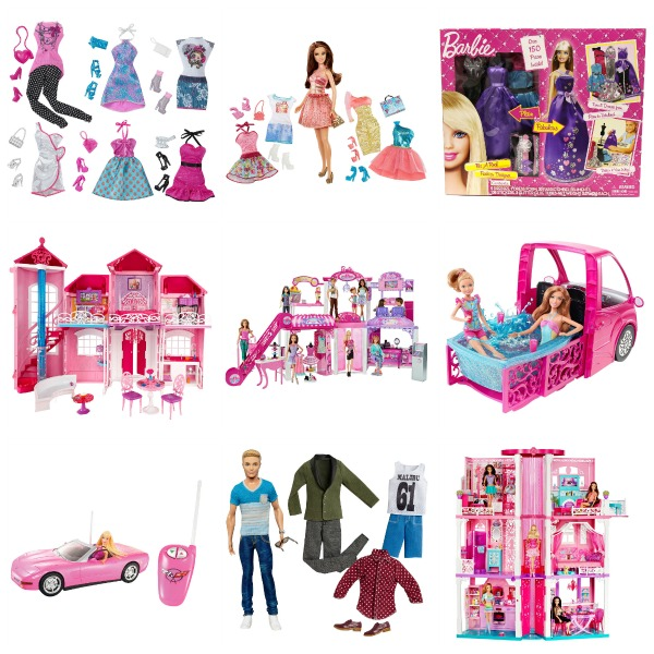 Barbie Walmart