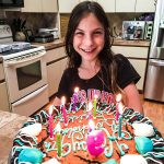 Wordless Wednesday : Birthday Girl