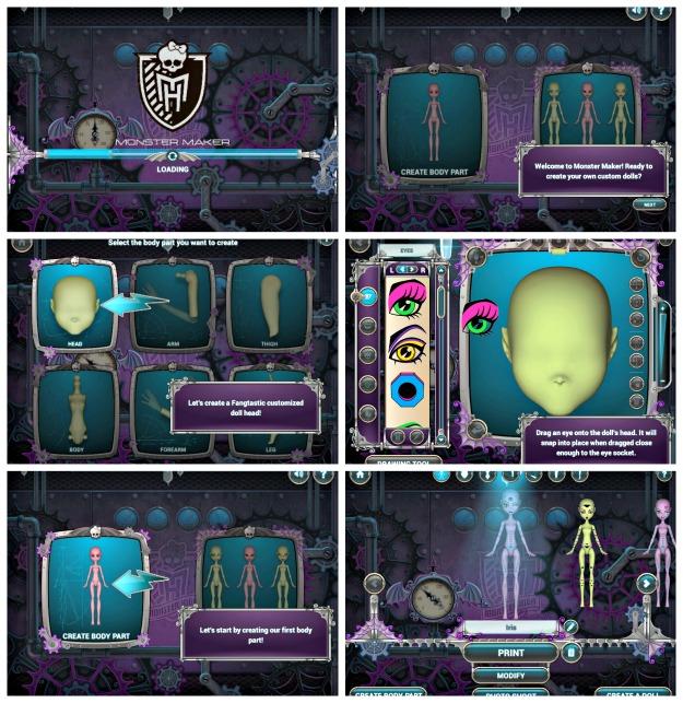 Monster-Maker-App
