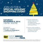 Start Your Holiday Shopping Off Right at Best Buy