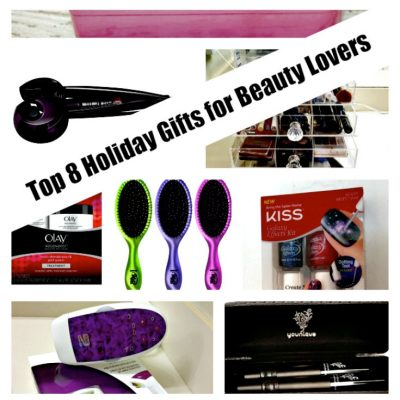 Top 8 Great Gifts For Beauty Lovers