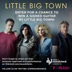 Little Big Town Autographed Guitar