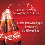 Make Someone Happy Today! Coca-Cola Giveaway : (Ends 12/24)