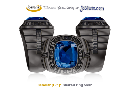 Shared ring 5602