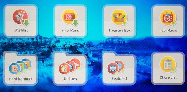 nabi DreamTab Tablet for Kids