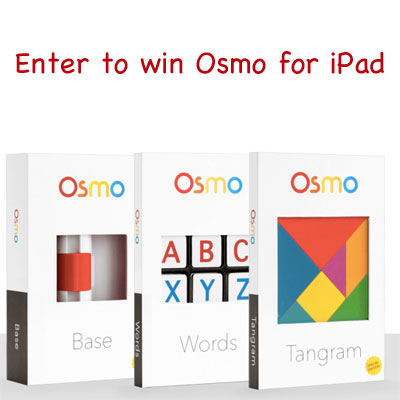 Osmo for iPad Interactive Game Play Review