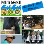 Special Events This January 2015 at the Palm Beach Zoo