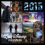 Walt Disney Has Amazing Things in Store for 2015