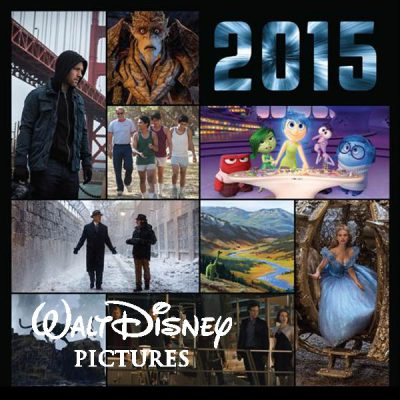 Walt Disney Has Amazing Things in Store for 2015