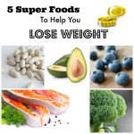 5 Superfoods To Help With Weight Loss