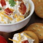 Bacon Cheddar Ranch Dip Recipe
