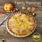 Family Memories Around the Dinner Table