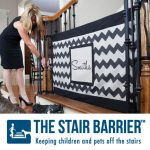 An Attractive Way To Safe Guard Your Stairs