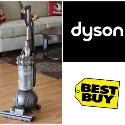 Dyson Cinetic Big Ball + Animal Bagless Upright Vacuum at Best Buy