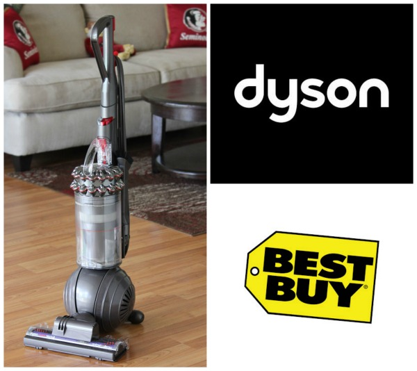 Dyson Cinetic Big Ball Animal Bagless Upright Vacuum At