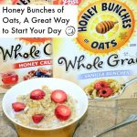 Honey Bunches of Oats, A Great Way to Start Your Day