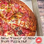 Pizza Hut Crust Flavors Brings Pizza to a Whole New Level