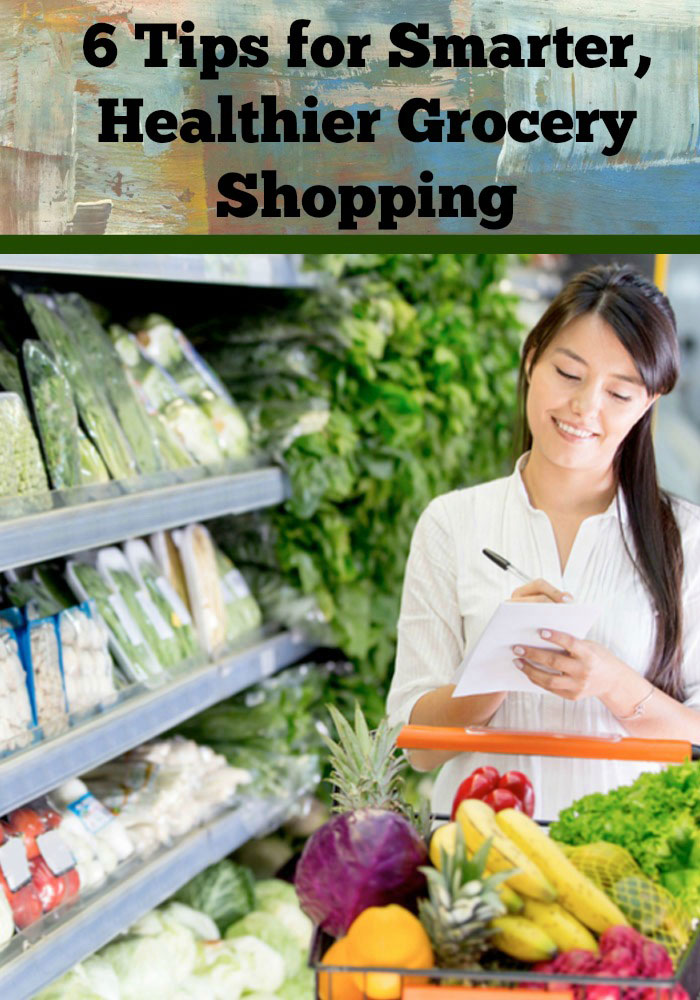 Tips for Healtheir Grocery Shopping