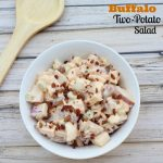 Buffalo Two-Potato Salad Recipe
