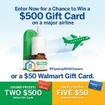 Flonase Allergy Relief and $500 Gift Card Giveaway : (Ends 3/15)