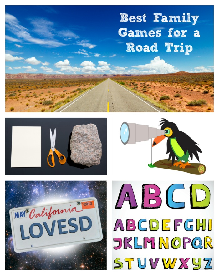 family road trip games - 700×881