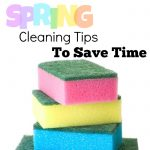 Spring Cleaning Tips to Help Save Time
