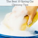 The Best 10 Spring Car Cleaning Tips