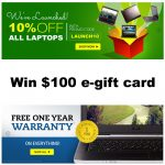 High Electronics Refurb.io $100 Gift Card Giveaway : (Ends 4/15)