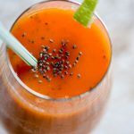 Refreshing Carrot Pineapple Chia Smoothie Recipe