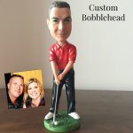 My Husband is a Bobblehead!