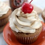 Root Beer Float Cupcake Recipe