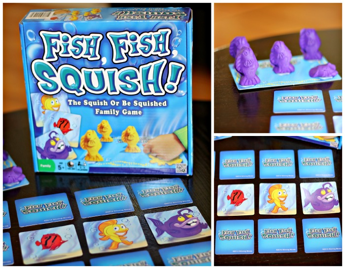 Winning Move Games Fish Fish Squish