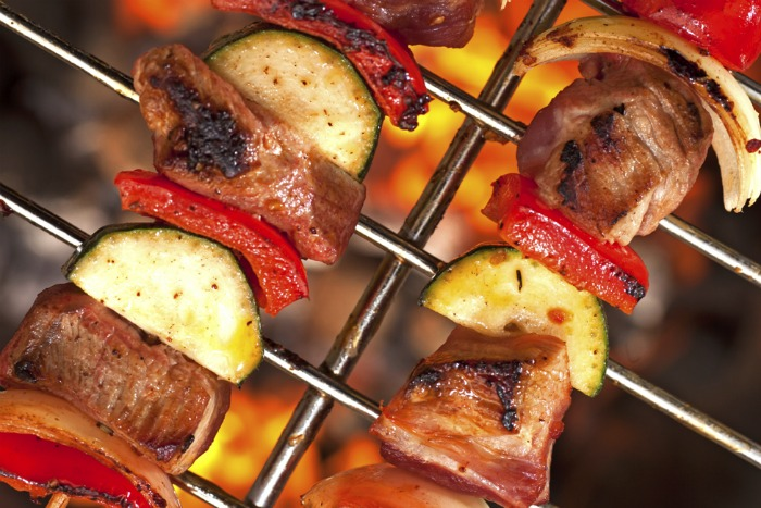 Boneless Ribs Skewers