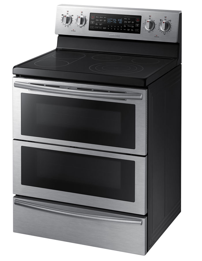 Samsung Dual Door Electric Range