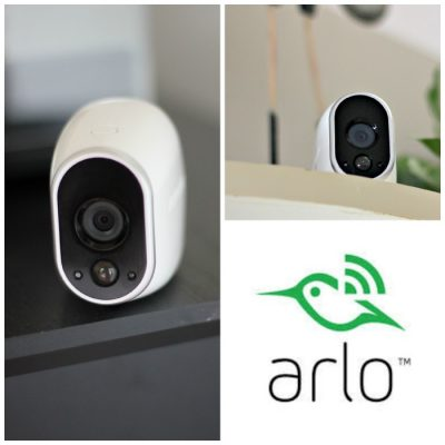 Wireless Home Security System with Arlo