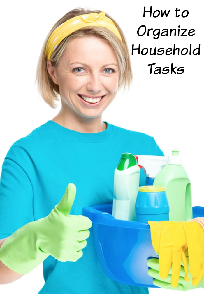 how-organize-household-task