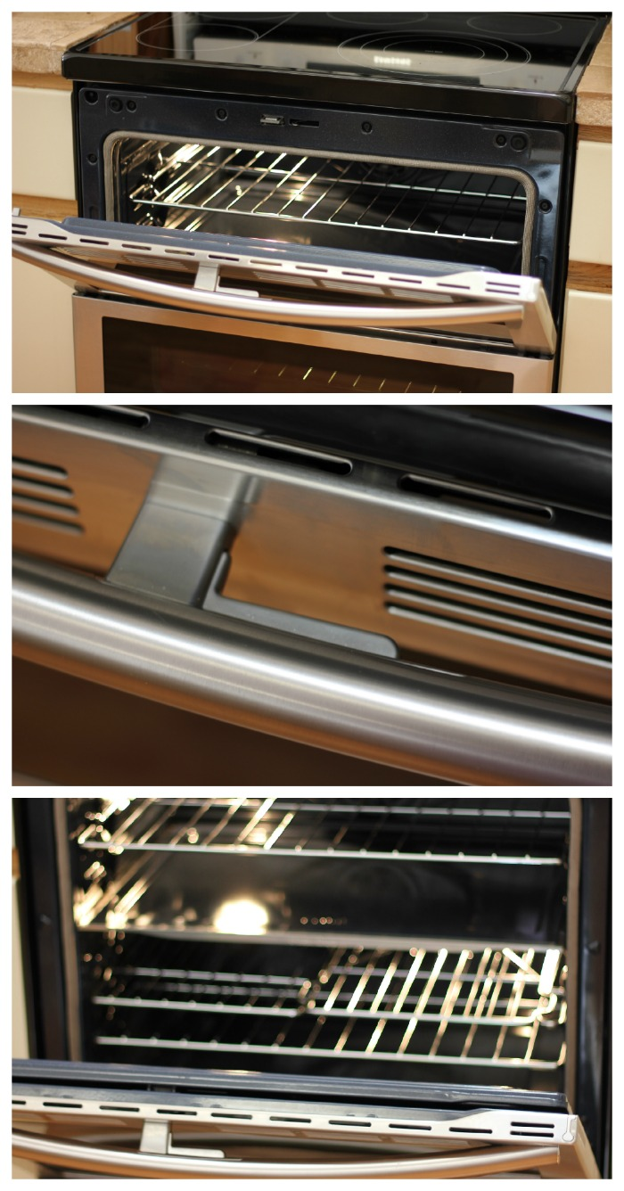 Samsung Dual Door Electric Oven