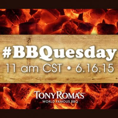 Twitter Party #BBQuesday 6/16 12pm EST
