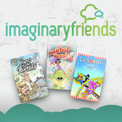 Imaginary Friends Immerse Into a Story Like No Other