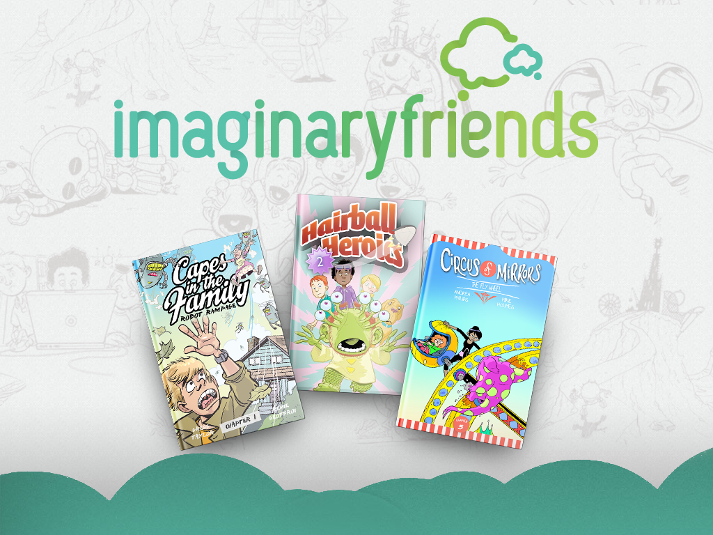 Imaginary Friends Interactive Reading