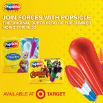 Be the Super Hero with Marvel Avenger Popsicle