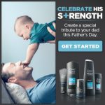 Dove : Helping Dad Feel His Best This Father's Day