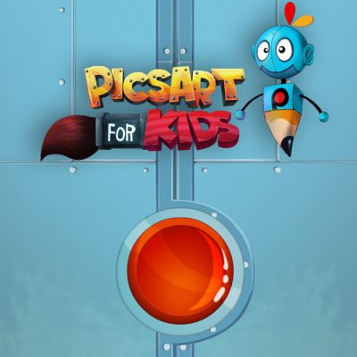 PicsArt for Kids App Review Education and the Arts