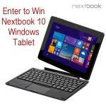 Nextbook 10 Windows Tablet Review & Giveaway : (Ends 8/7)