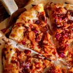 Sweet & Spicy BBQ Pulled Pork Pizza