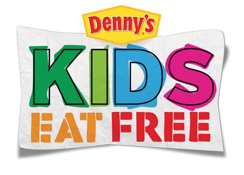 Denny's Kids Eat Free