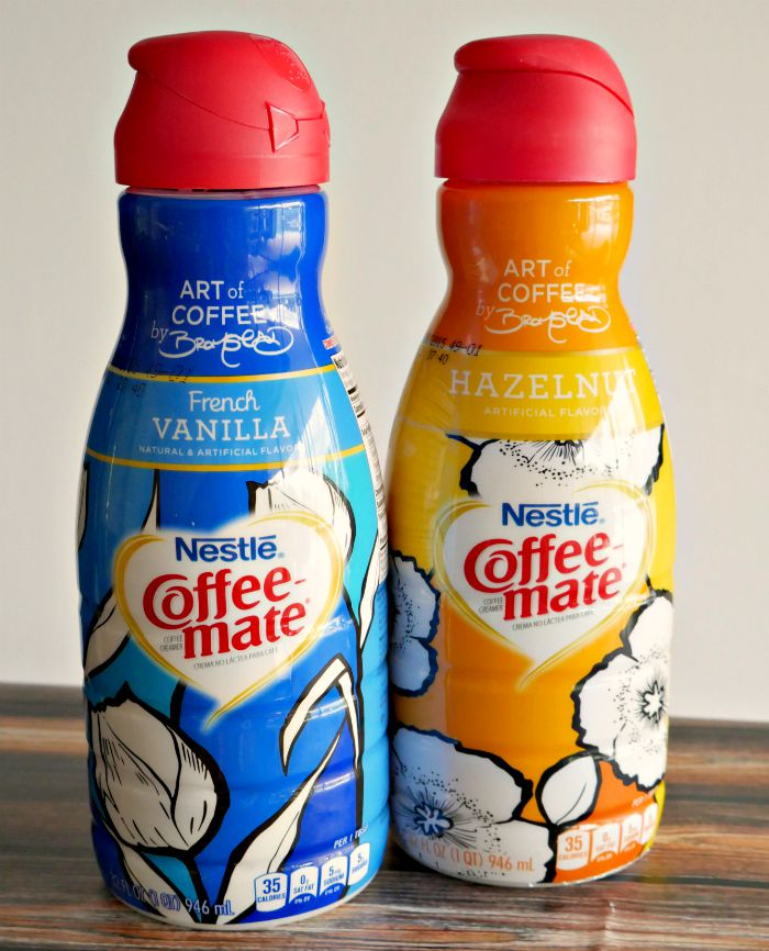 Art of Fresh Start Coffee-Mate